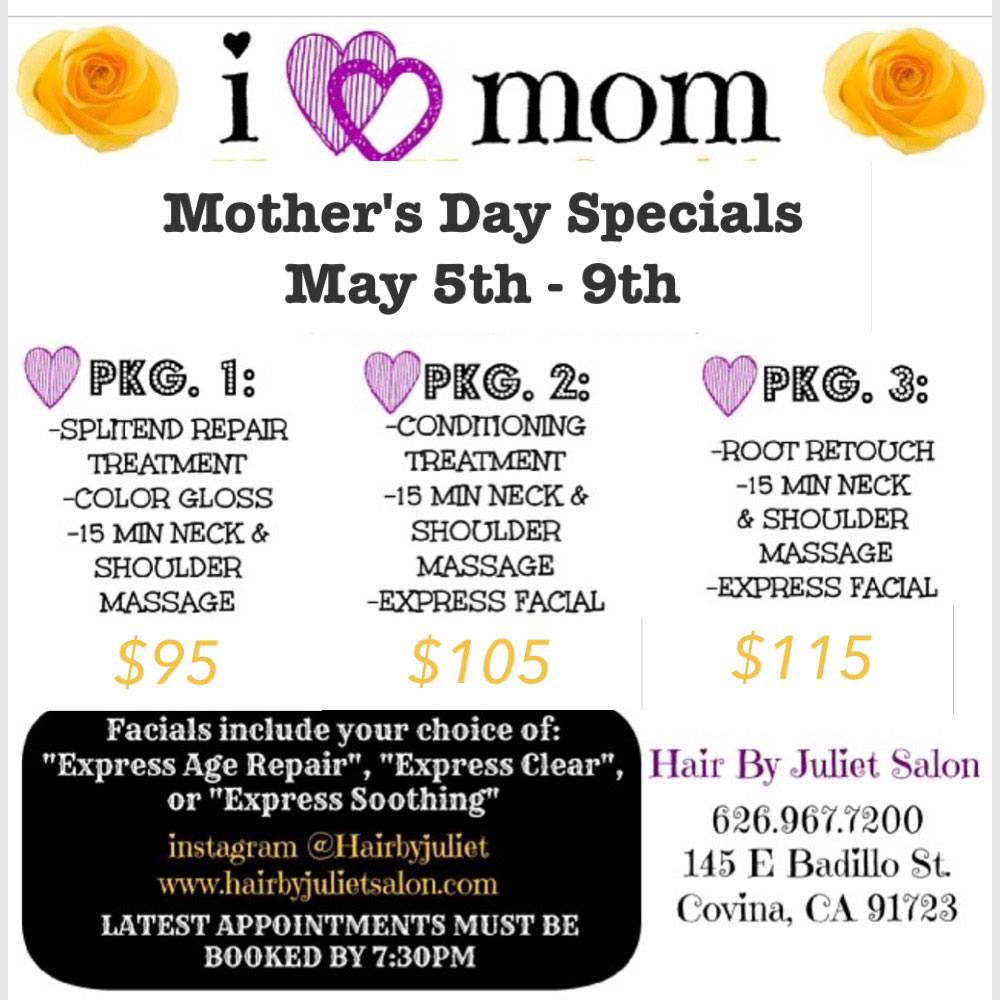 Mother S Day Spa Specials Fort Lauderdale