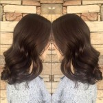 Rich Chocolate Brown Color and Cut