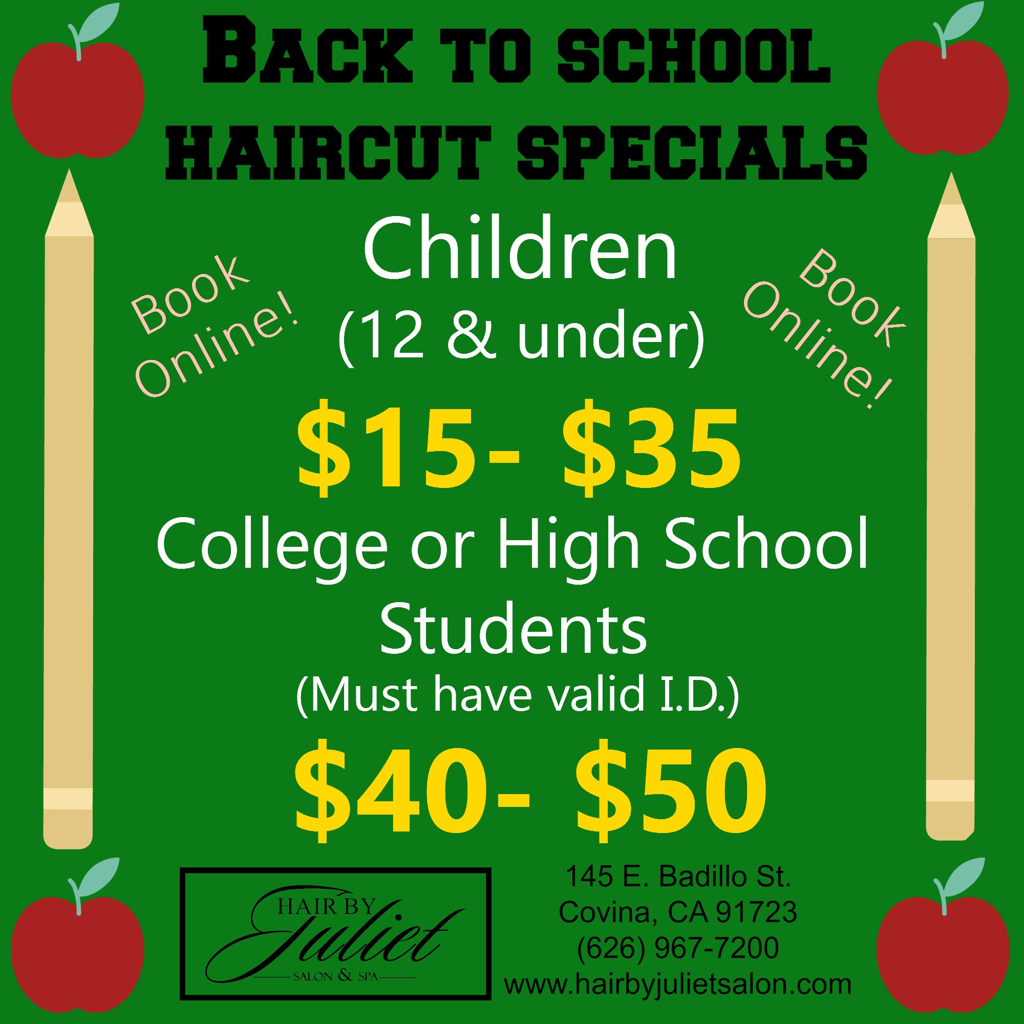 back to school haircut deals back to school haircut deals haircuts models ideas 2416